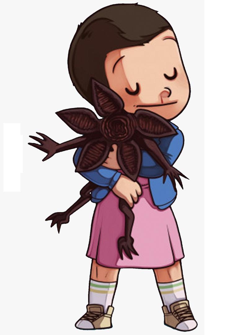 eleven hugs demogorgon