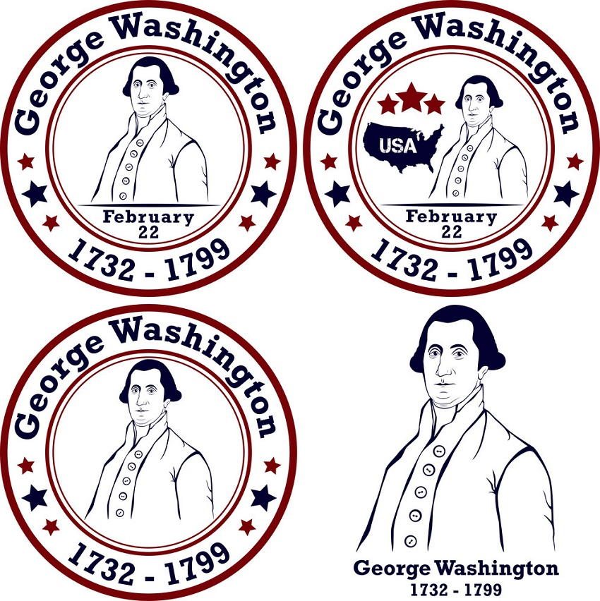 george washington stamps