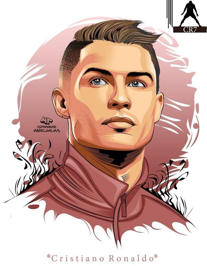handsome cristiano ronaldo