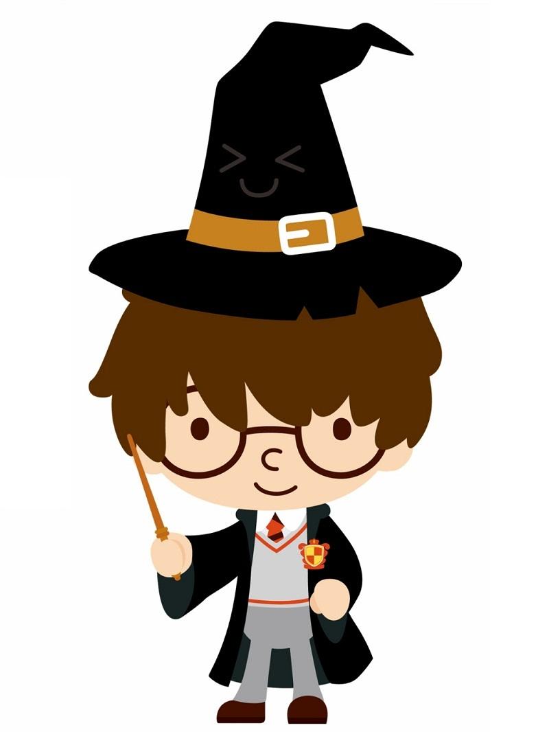 harry in a hat