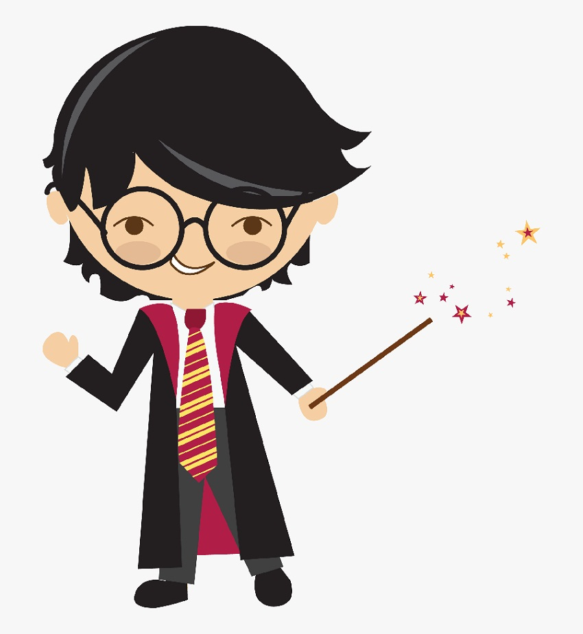 harry potter and magic wand