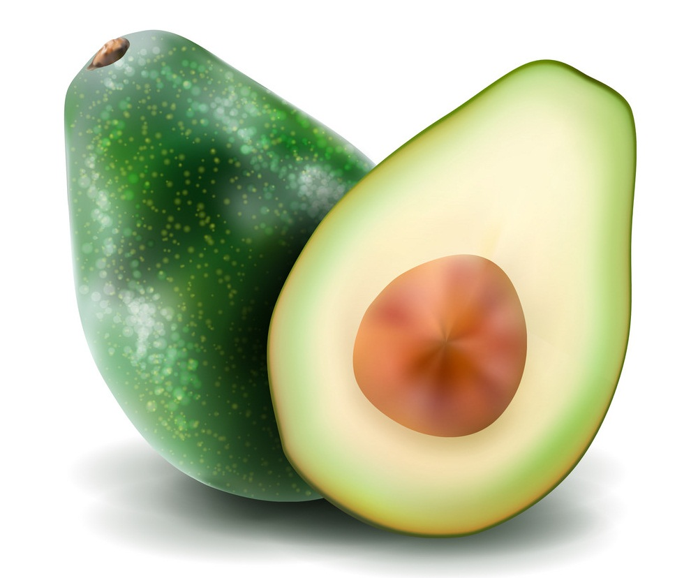 light green avocado