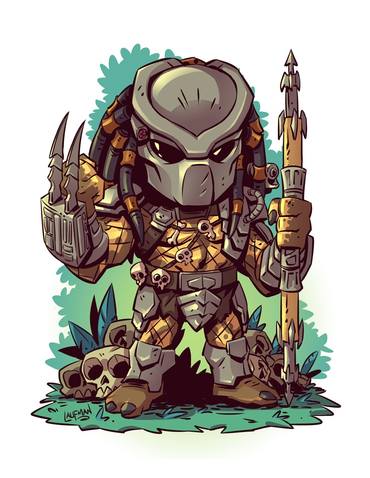little predator