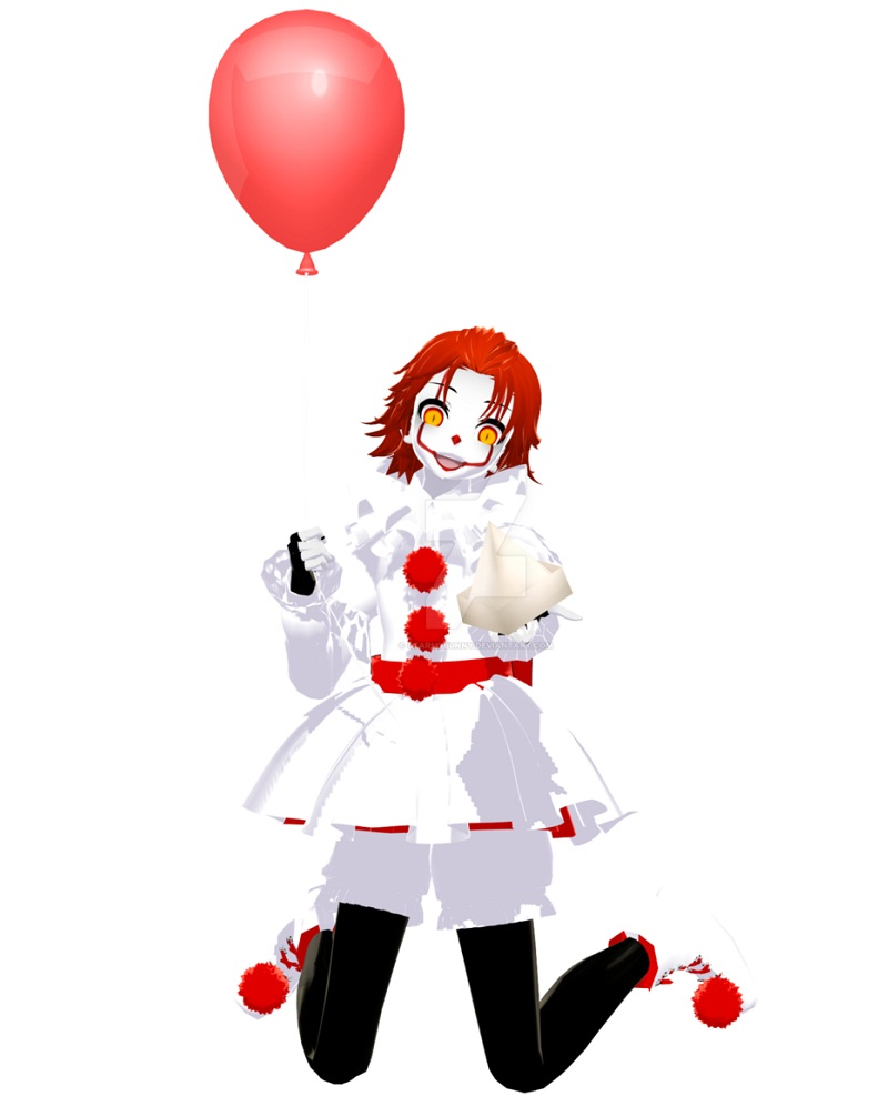 lovely pennywise