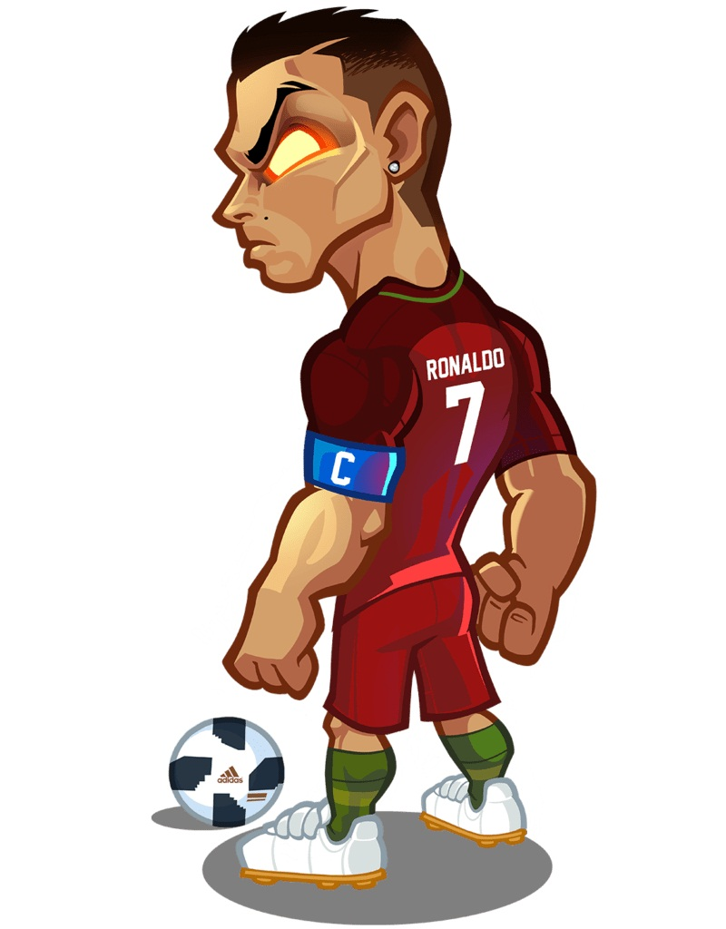 muscle cristiano ronaldo