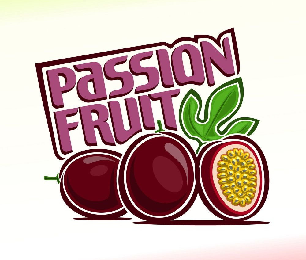 passion fruit poster