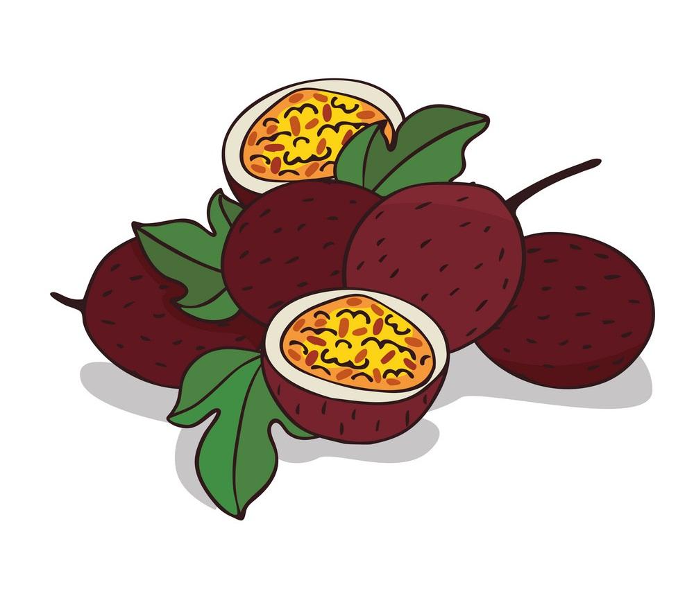 passion fruits 1