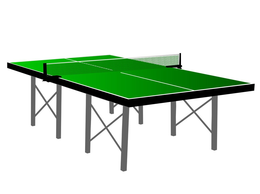 ping-pong table 1