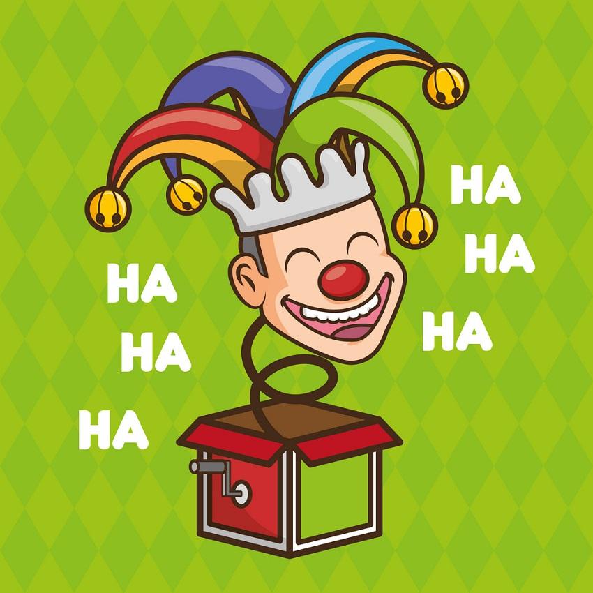smiling clown box 1