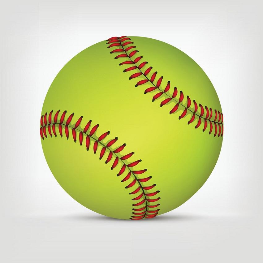 softball ball 1