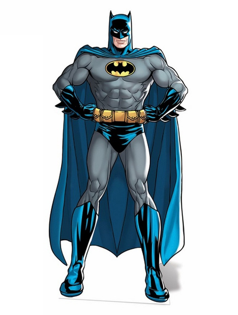 strong batman