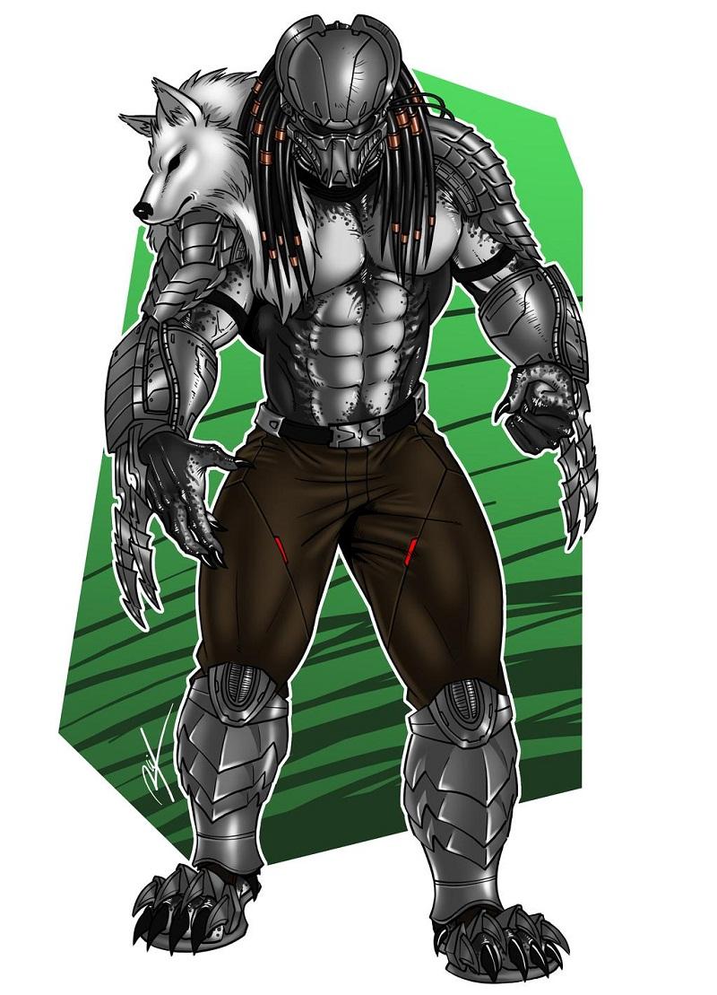 strong predator