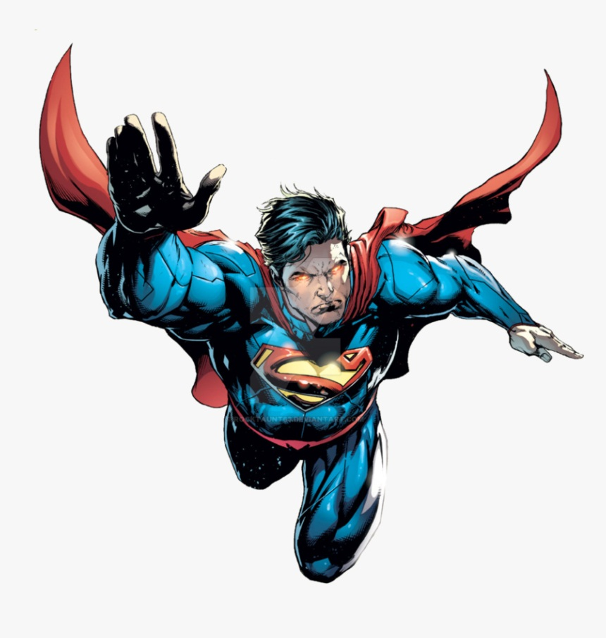 superman red eyes