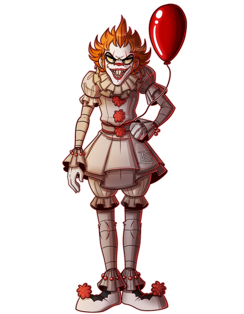 tall pennywise