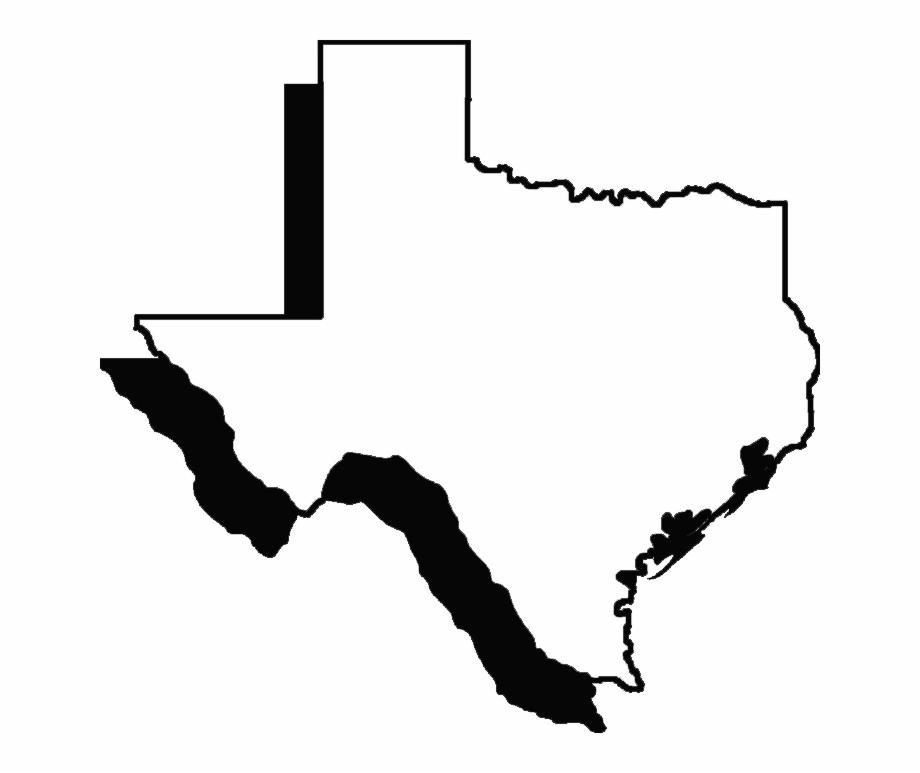 texas outline 1