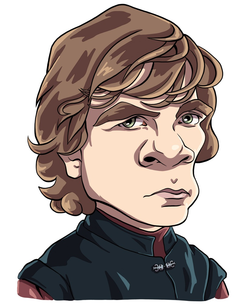 tyrion lannister face