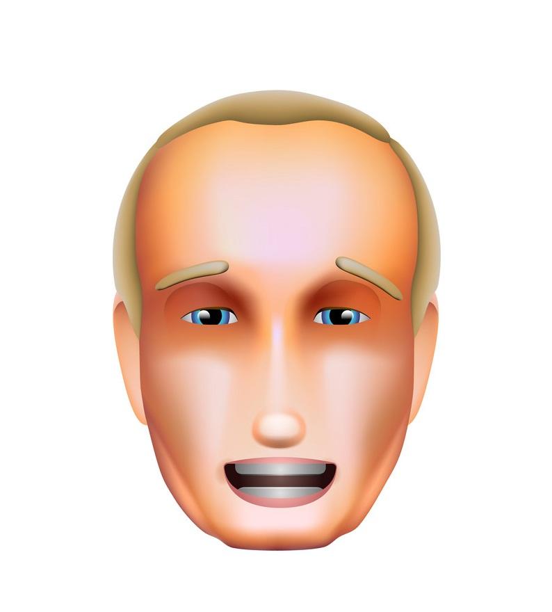 vladimir putin emoji
