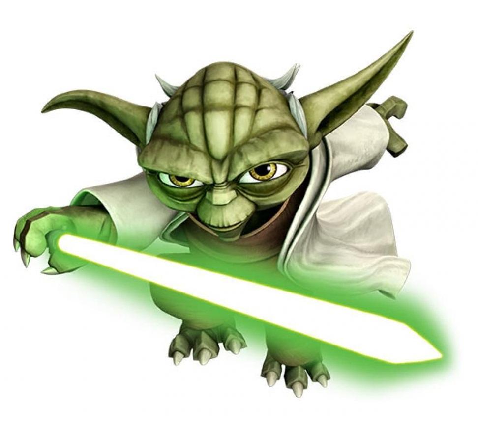 yoda action