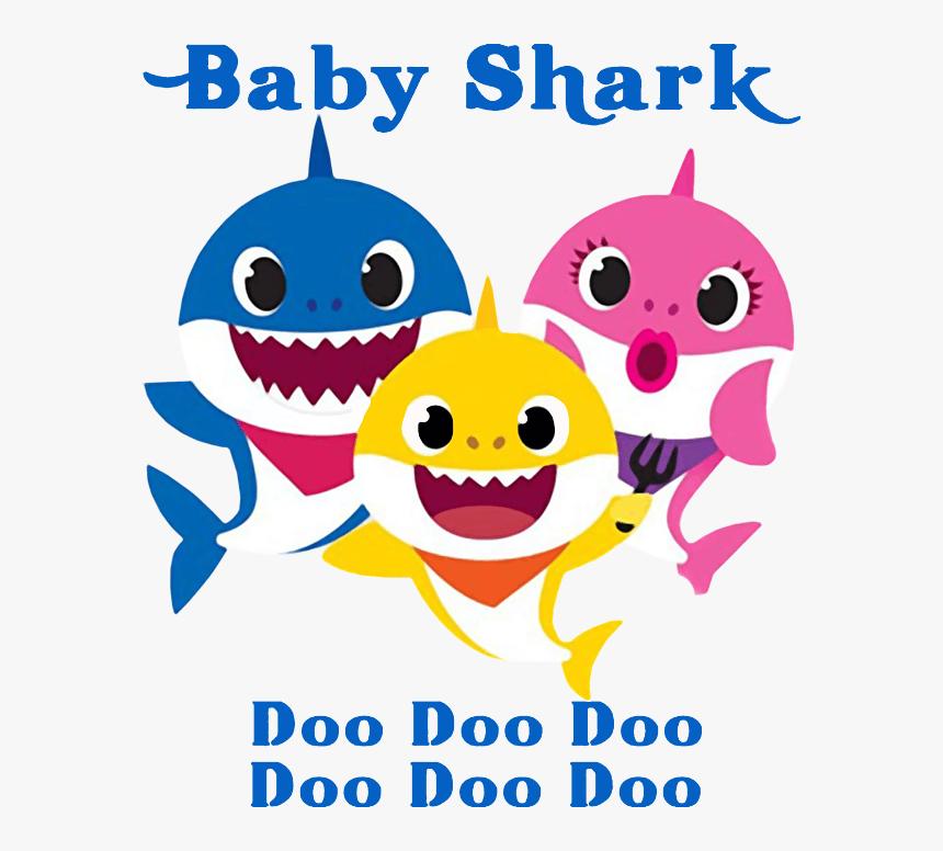 Baby Shark Doo Doo Doo clipart png