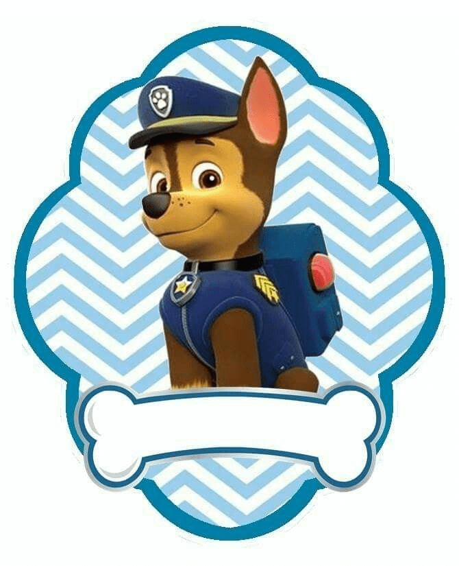 Chase Paw Patrol clipart