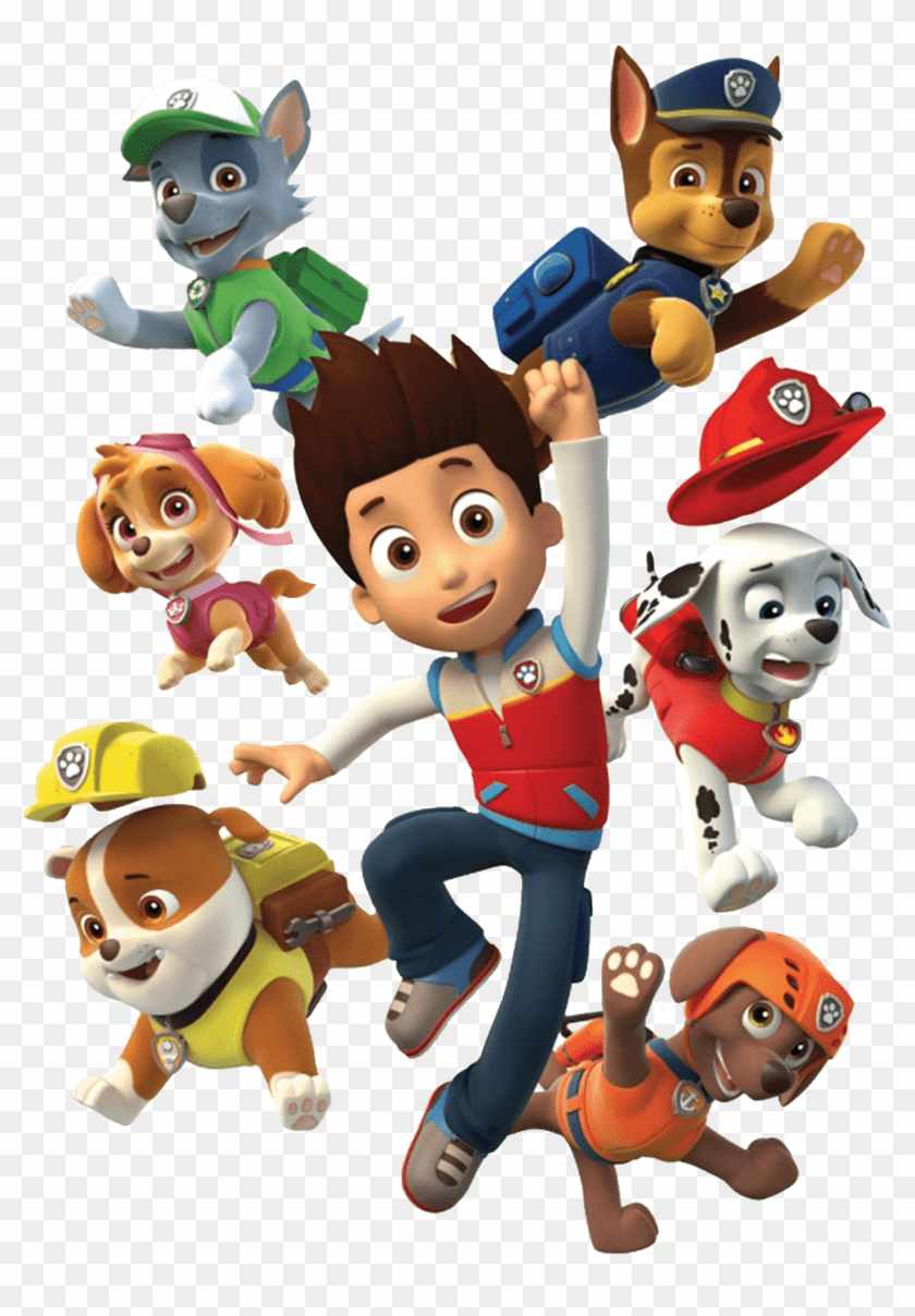 Paw Patrol clipart for free