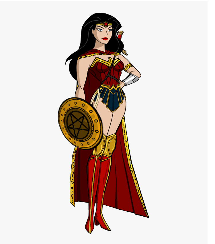 awesome wonder woman png