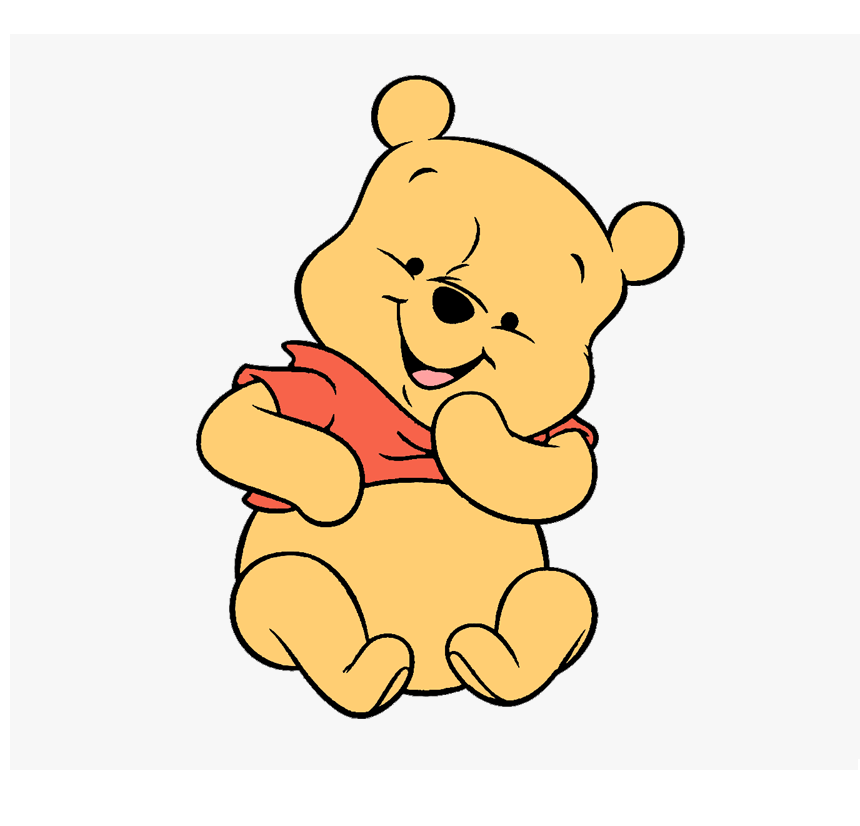 baby pooh png