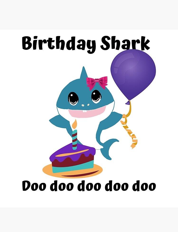 baby shark birthday