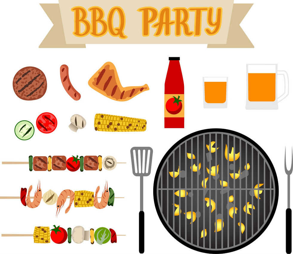 barbeque party png