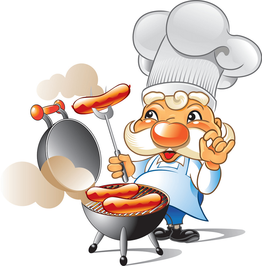 bbq chef png