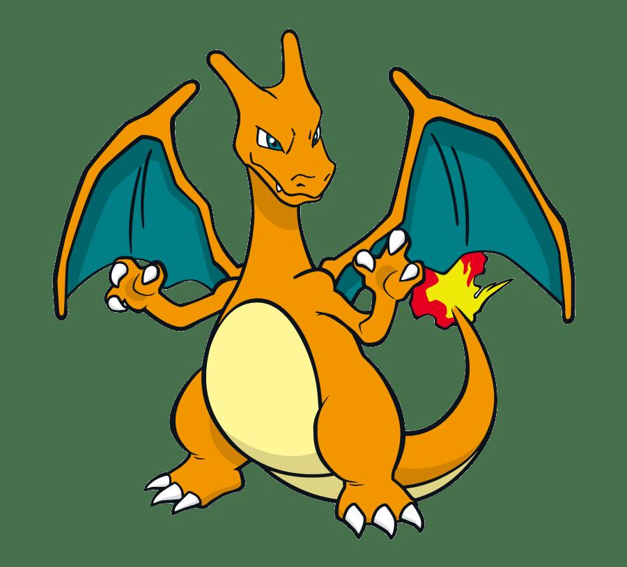 charizard pokemon transparent