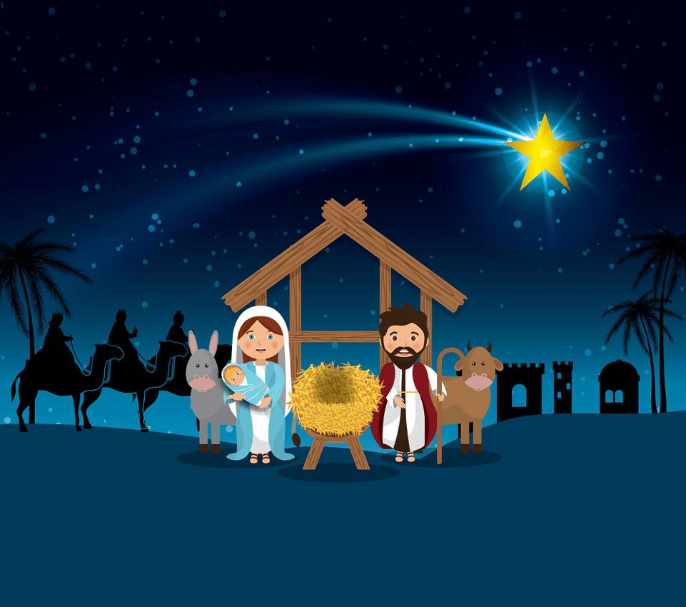 christmas nativity scene 1 png