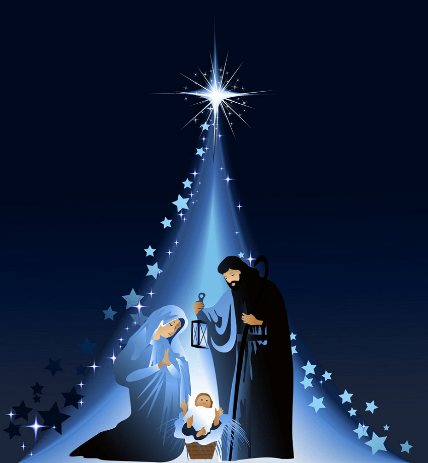 christmas nativity scene png
