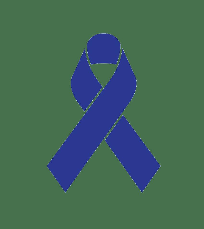 colon cancer ribbon png transparent