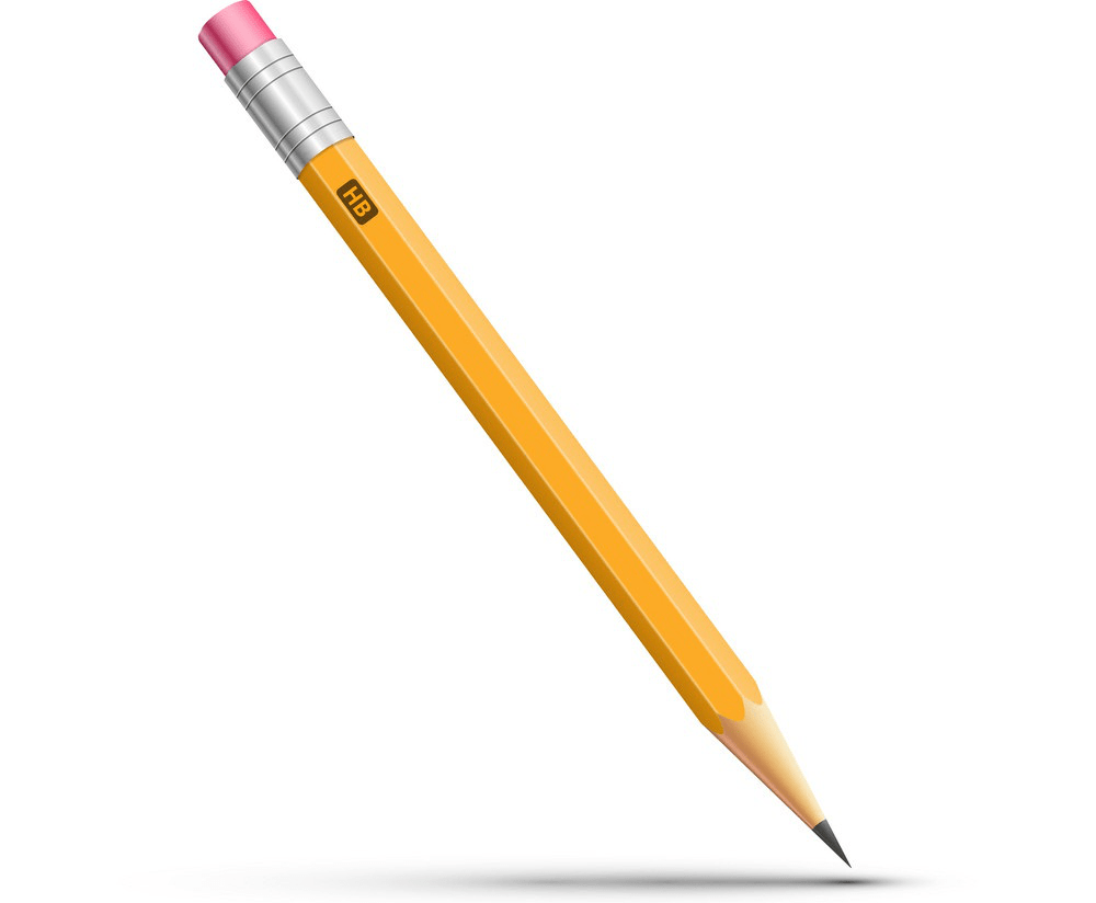 detailed pencil png