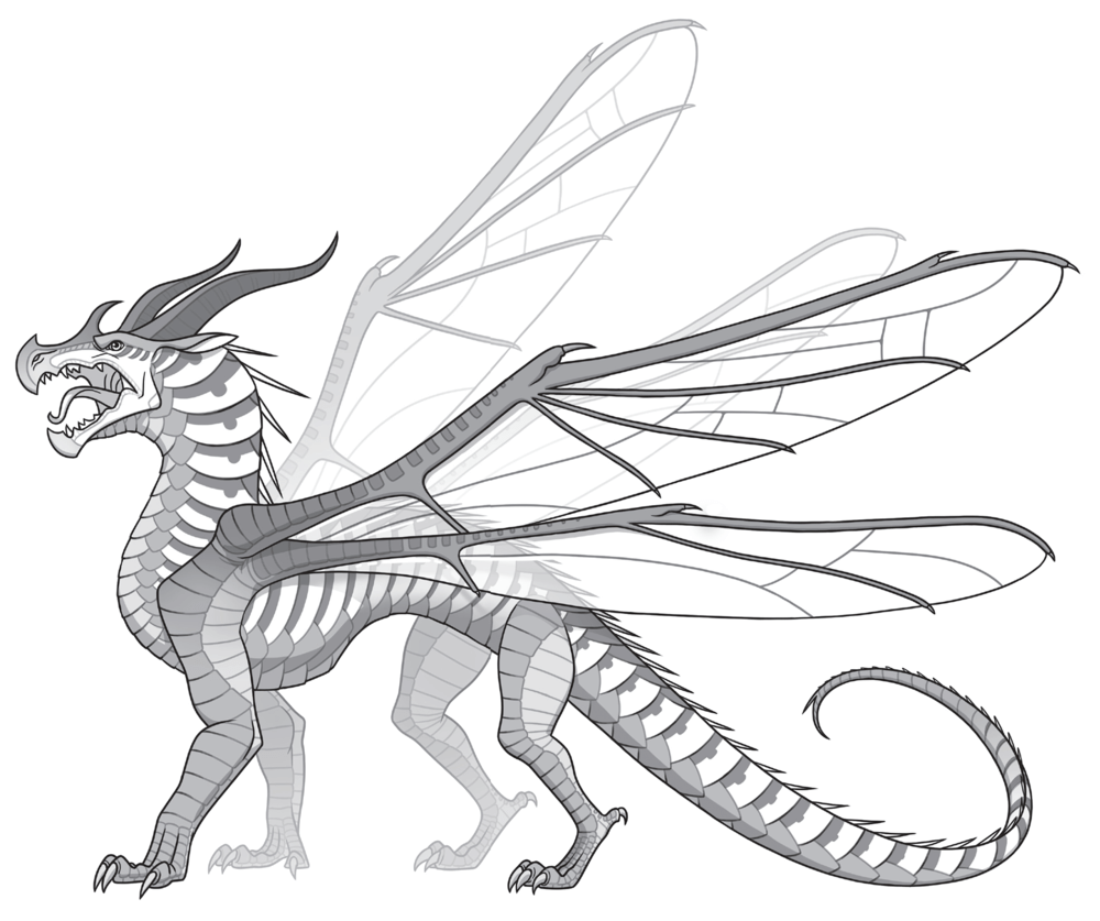 earthworm wings of fire png