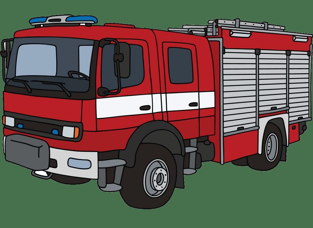 Fire Truck Clipart Clipart World