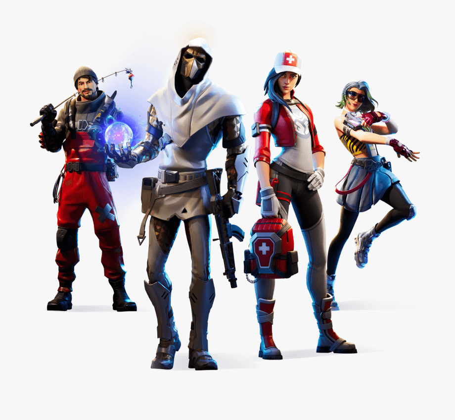 Fortnite Clipart