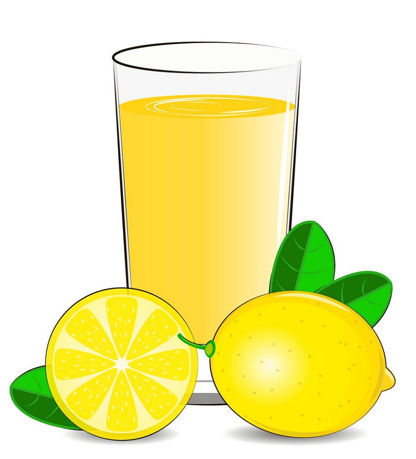 fresh lemonade png