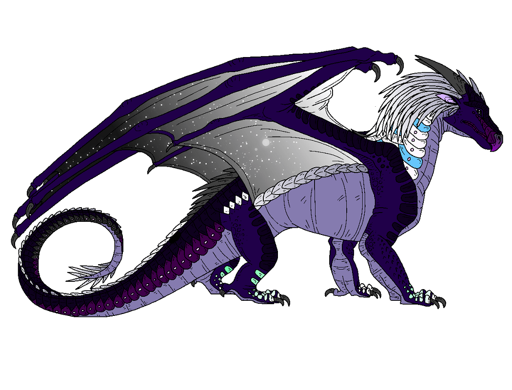 galaxy wings of fire png