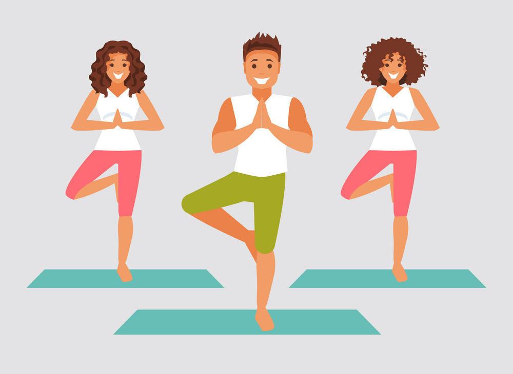 group yoga png