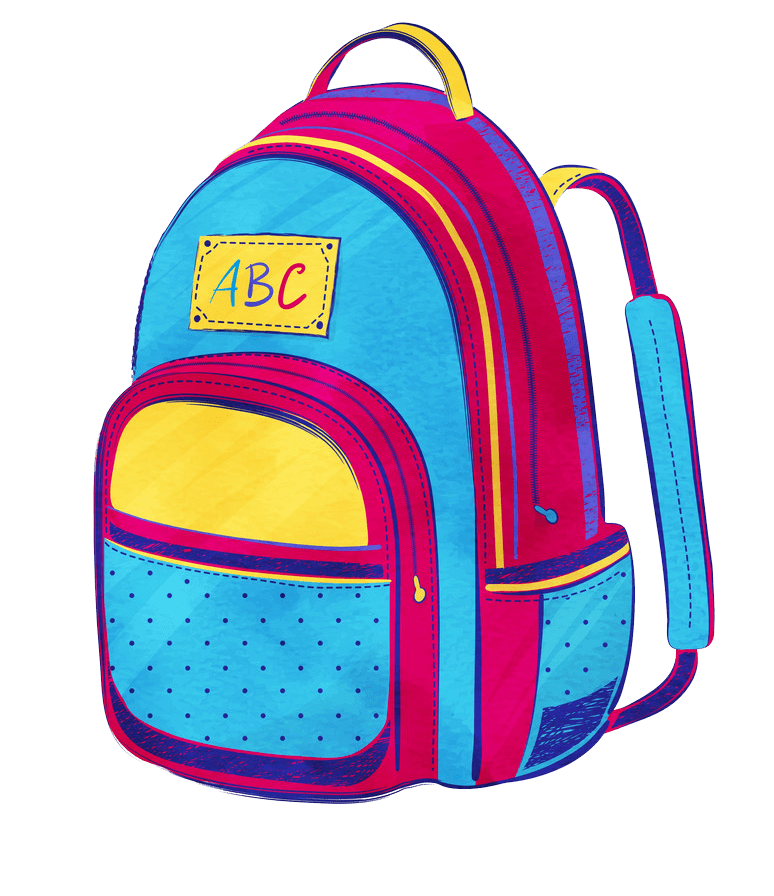 School Bag Clipart