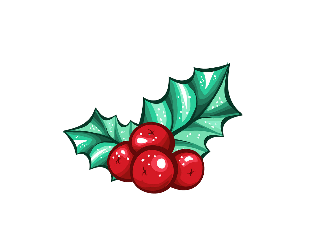 holly png transparent