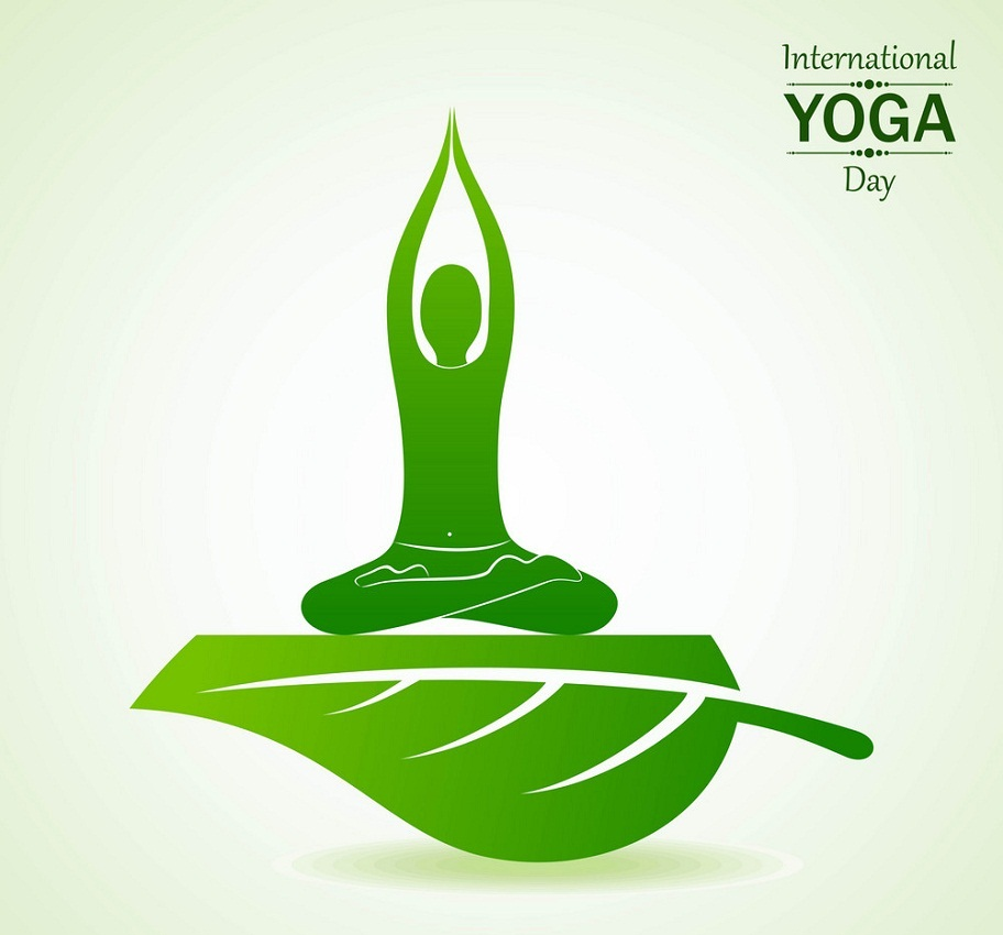 international yoga day greeting