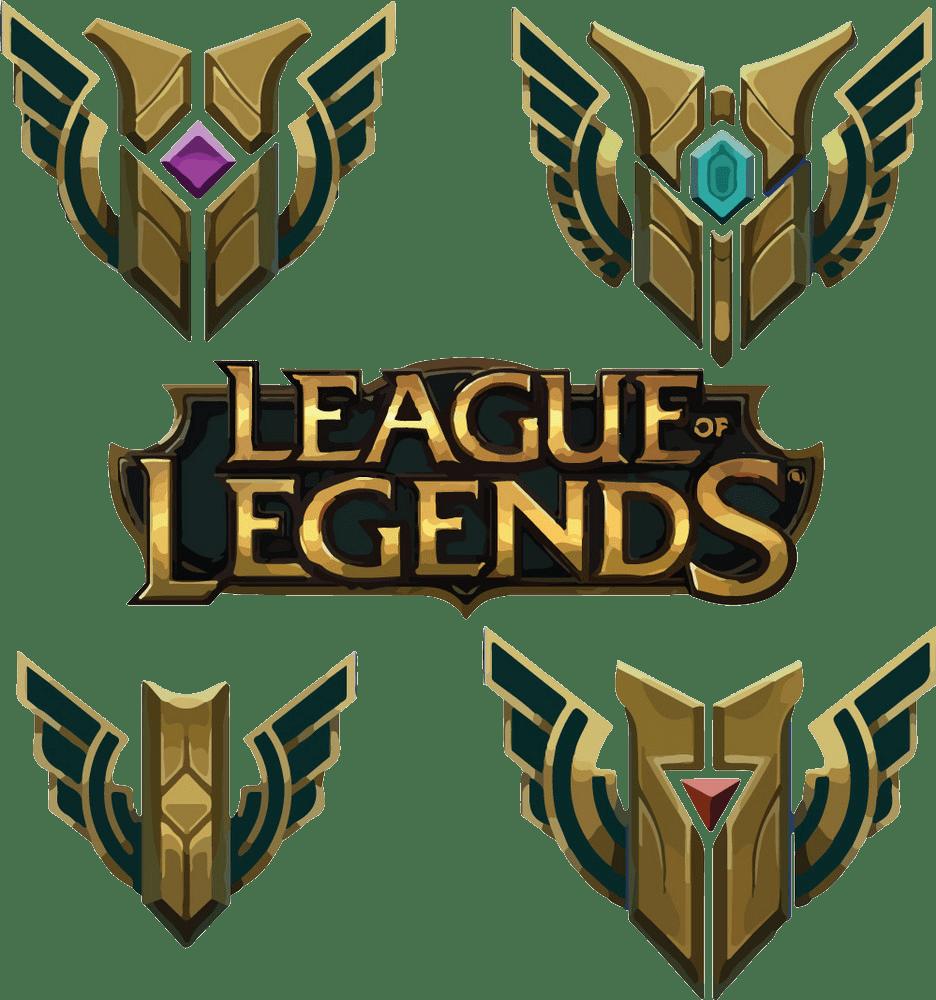 League of Legends Clipart