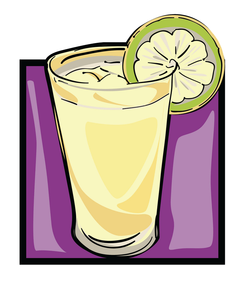 lemonade png transparent