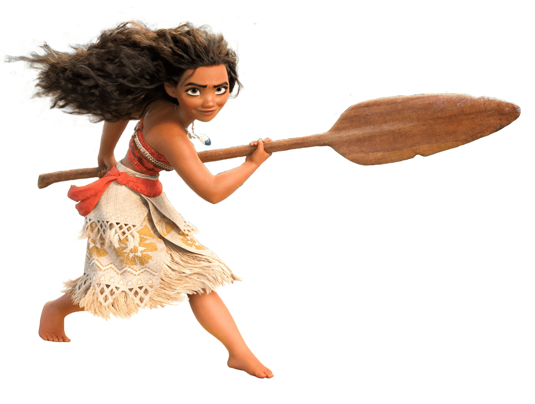 moana action png