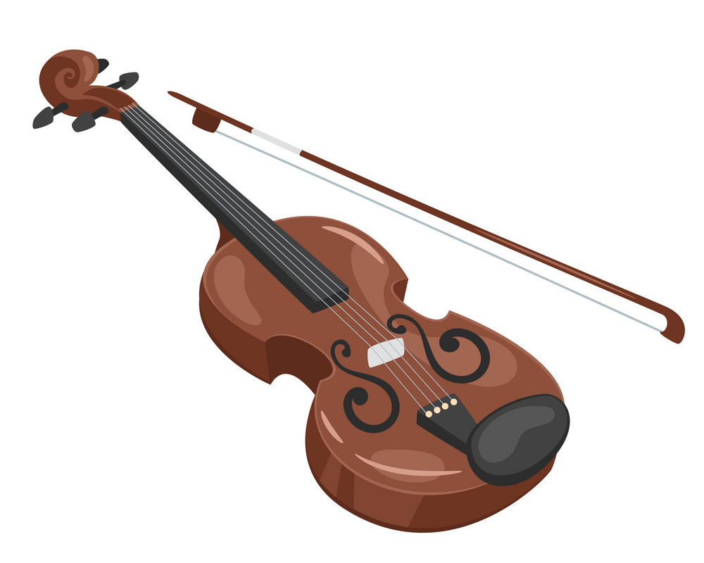 music instrument - violin png
