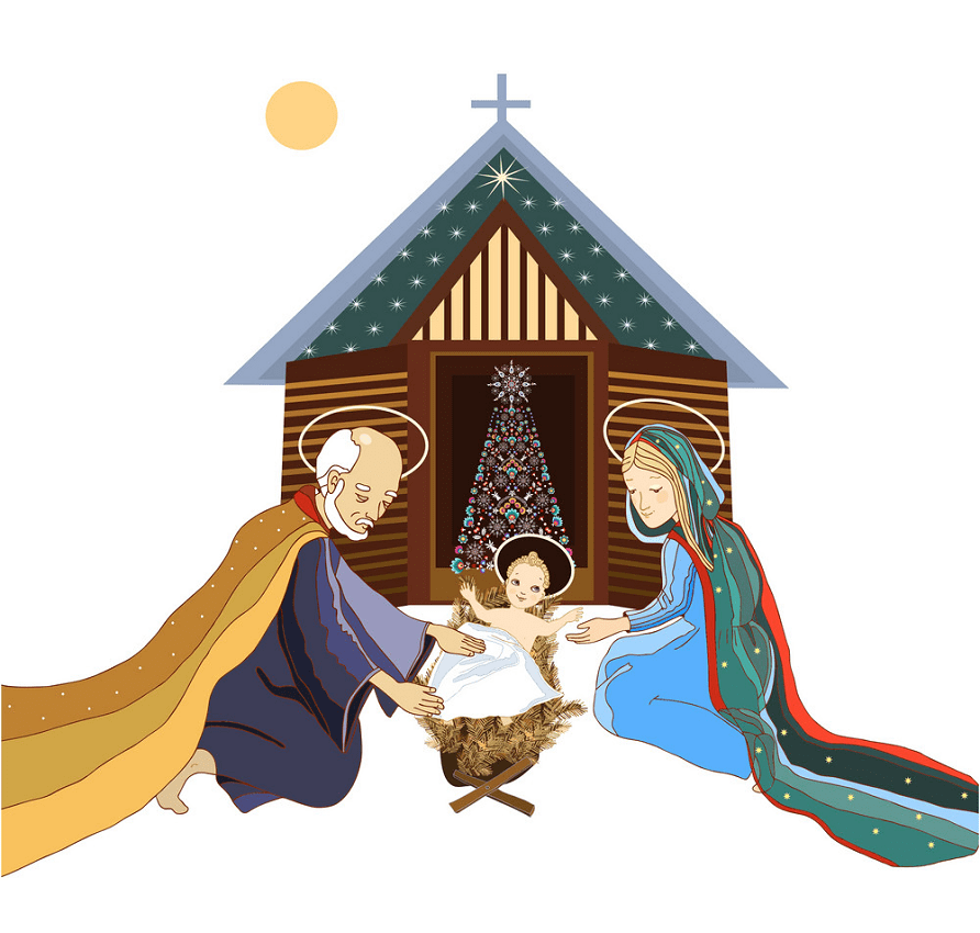 nativity scene 2 png