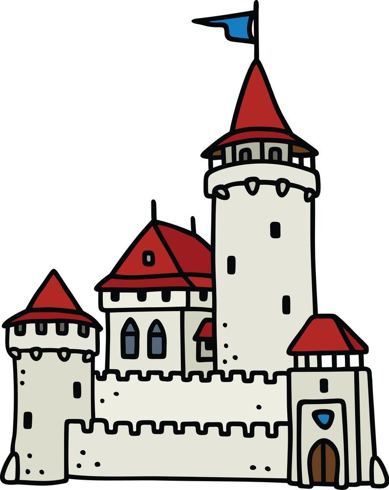 Castle Clipart